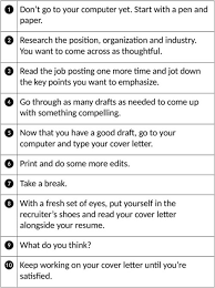 cover letter writing cover letter tips how to introduce yourself and your candidacy in a