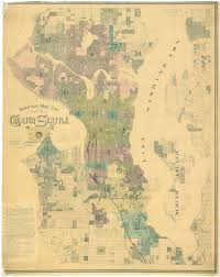 seattle map seattle historical maps kroll map company