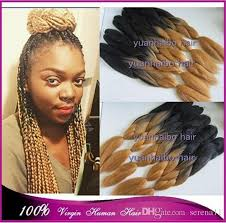 ombre kanekalon braiding hair 2018 20in foded x pression ombre kanekalon jumbo braid cheap