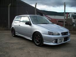 modified toyota corolla 1998 1996 toyota starlet overview cargurus