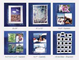 8 by 10 photo albums binders albums print slide pages archival methods