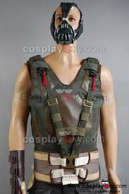 bane costume batman the rises bane tactical vest for costume