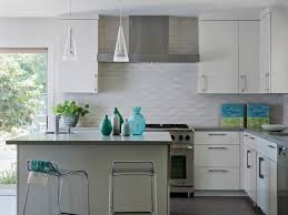Kitchen Glass Backsplash by Interior Amazing Modern Backsplash Kitchen Tiles Backsplash