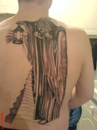 zeppelin stairway to heaven tattoo