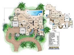 mediterranean floor plans mediterranean house plans with photos best of 59 best floorplans