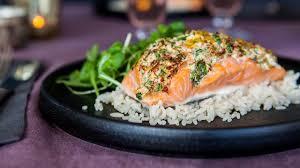 saumon cuisine fut saumon aux épinards et aux tomates séchées cuisine futée parents