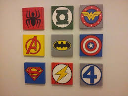 Diy Superhero Room Decor Best 25 Superhero Canvas Ideas On Pinterest Marvel Canvas Art