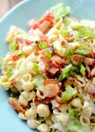 Pasta Salad Recipies by Weight Watcher U0027s Blt Pasta Salad U2013 Recipe Diaries