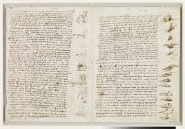 look inside the codex leicester which bill gates bought for 30