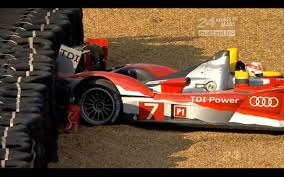 p1 crash 2010 le mans 24 hrs tom kristensen u0027s crash best racing