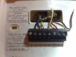 wiring diagram for honeywell thermostat rth2300b wiring diagram