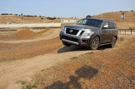 nissan armada off road 2017 nissan armada review autoguide com news
