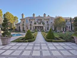 chateau style homes adrienne maloof places chateau style home on market