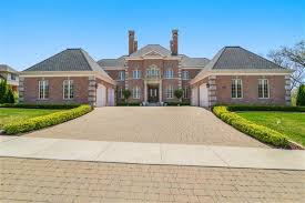 French Chateau Style Homes French Chateau Style Home Indiana Luxury Homes Mansions For