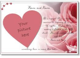 hindu engagement invitations wedding invitation maker printable wedding invitation templates