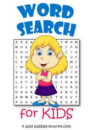 printable word search worksheets word searches for kids