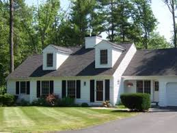 cape cod revival colonial revival architectural styles