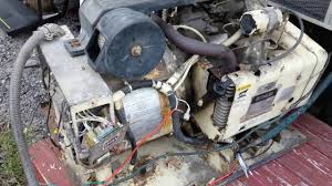 rv generator repair on a 1992 kohler 3600 watt youtube