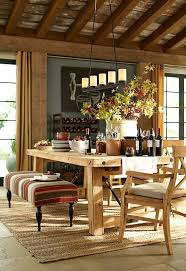 Dining Room Tables Pottery Barn Pottery Barn Style Kitchen