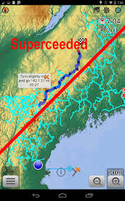 Map Me Routing Nh Me U0026 Vt Snowmobile Trail Map App For Android Umbagog
