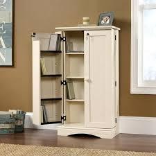 sauder homeplus four shelf storage cabinet sauder home plus storage cabinet storage cabinet oak finish sauder