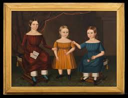 Dewitt Wallace Decorative Arts Museum by New Exhibition To Celebrate American Folk Portraits And The 60th