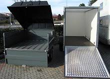 noleggio carrello porta auto eurocer center rimorchi e carrelli
