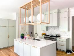 Sharp Contrast Defines The Kitchen 10 Blue Tiful Kitchen Cabinet Color Ideas Hgtv