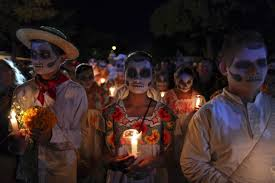 halloween in mexico city dia de los muertos 2016 what to know on the day of the dead