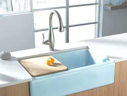 kohler porcelain sink colors kohler farmhouse kitchen sink large farm sink cast iron porcelain