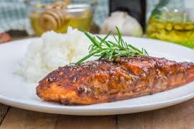 diabetic dishes honey mustard salmon recipe recipes for diabetics