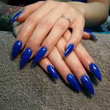22 sharp acrylic nail designs stylepics