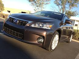 lexus ct200 2012 lexus ct200h the h is for kyoei usa