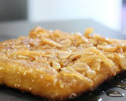 tarte tatin cuisine az recette tarte tatin simplissime et rapide