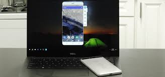 project android screen to pc how to mirror your android s screen on your windows pc
