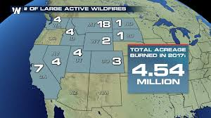 Fires Near Denver Map by Lodgepole Complex Fire Burns In Central Montana Weathernation