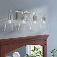 gallego 3 light glass shade vanity light gallego 4 light glass shade vanity light guest bath vanities and