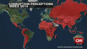Corruption Map Which Nations Are The Most Corrupt Video Business News