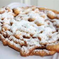 easy funnel cakes recipe all recipes uk