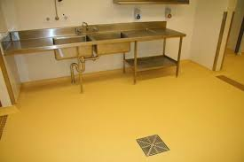 Commercial Kitchen Flooring by Clever Epoxy Flooring For Food And Beverage Industries