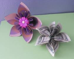 Flower by Money Origami Flower Edition 10 Different Ways To Fold A Dollar