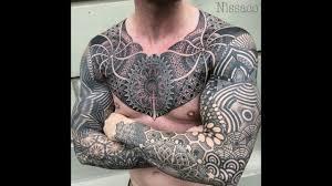 best tribal sleeve tattoos for men u0027s samoan tribal tattoos youtube