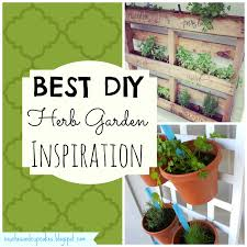 couches and cupcakes best diy herb garden ideas