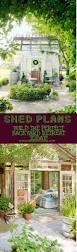 8205 best get shed plans images on pinterest garden sheds