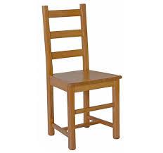 chaise en bois chaise vosges assise bois teinte chene