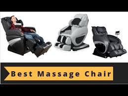 best massage chair 2017 youtube