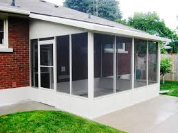 Outdoor Screen House by Screened In Porch In Pittsburgh Pa Betterlivingpatiospgh Com