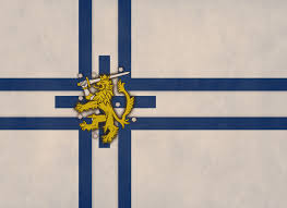 Flag By Fascist Finland Flag By Siberiaball On Deviantart