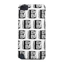 fancy letters ipod touch cases u0026 covers zazzle