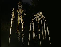 Stilt Costumes Halloween Image Gallery Scary Stilt Walkers